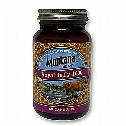 Montana Royal Jelly 1000 mg