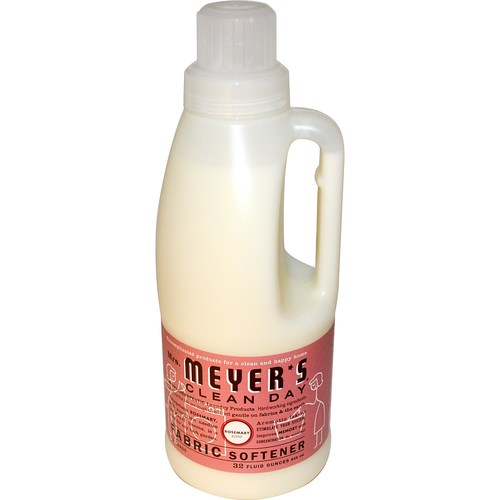 Mrs. Meyers Clean Day Fabric Softener Rosemary - 32 fl oz - 65718_1.jpg