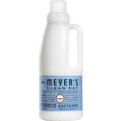 Mrs. Meyers Clean Day Fabric Softener Bluebell - 32 fl oz - 65732_1.jpg