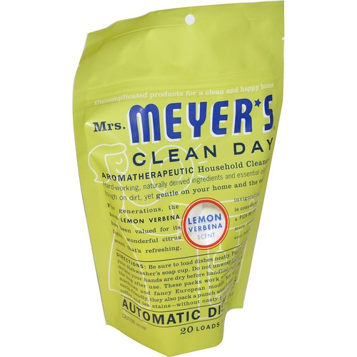 Mrs. Meyers Clean Day Automatic Dish Packs Lemon Verbena - 12.7 oz - 65771_1.jpg
