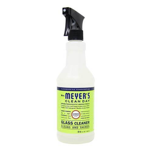Mrs. Meyers Clean Day Glass Cleaner Lemon Verbena - 24 fl oz (708 ml) - 65779_front2020.jpg