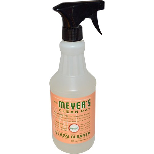 Mrs. Meyers Clean Day Glass Cleaner Geranium - 24 oz - 65780_1.jpg