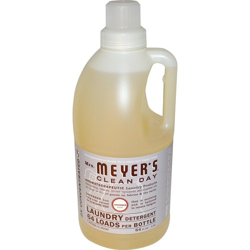 Mrs. Meyers Clean Day Laundry Detergent Lavender - 64 oz - 65782_1.jpg