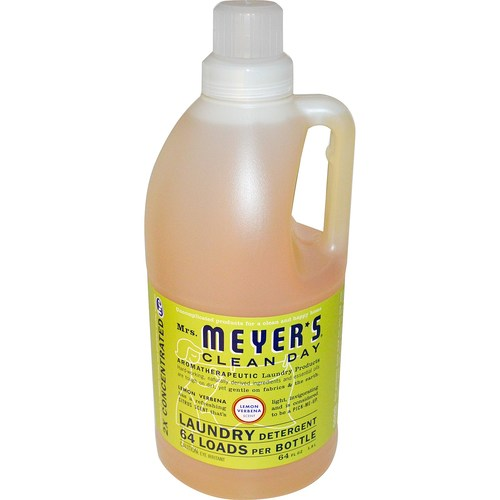 Mrs. Meyers Clean Day Laundry Detergent Lemon Verbena - 64 fl oz - 65783_1.jpg