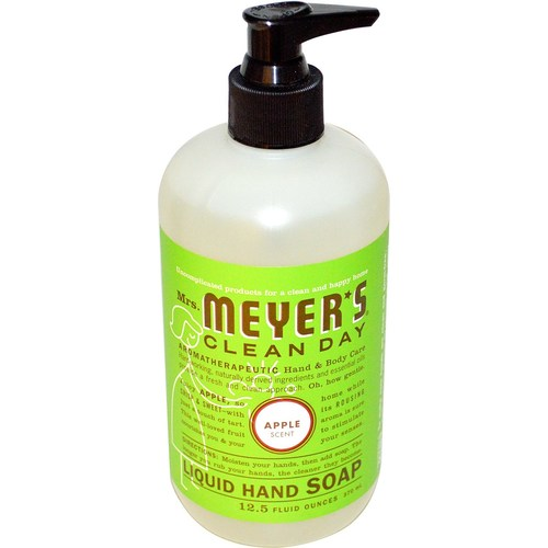 Mrs. Meyers Clean Day Liquid Hand Soap manzana - 12.5 fl oz - 65786_1.jpg