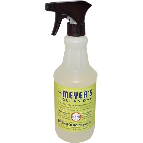 Mrs. Meyers Clean Day Bathroom Cleaner Lemon Verbena - 24 oz - 65788_1.jpg