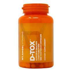 Mt Angel Vitamins D-Tox