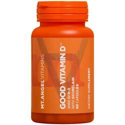Mt Angel Vitamins Good Vitamin D