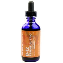 Mt Angel Vitamins B-12 Essential Trio 2,000 mg