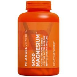 Mt Angel Vitamins Good Magnesium