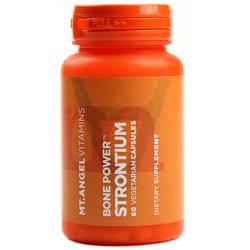 Mt Angel Vitamins Strontium Bone Power
