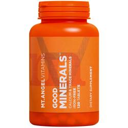 Mt Angel Vitamins Good Minerals