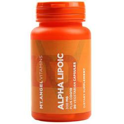 Mt Angel Vitamins Alpha Lipoic plus CoQ10