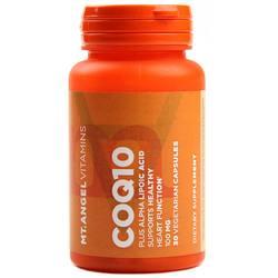 Mt Angel Vitamins CoQ10
