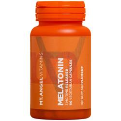 Mt Angel Vitamins Timed Release Melatonin