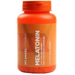 Mt Angel Vitamins Time Released Melatonin
