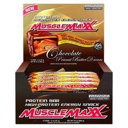 MuscleMaxx Protein Bar