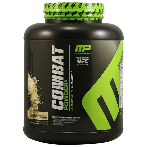 MusclePharm Combat Powder Cookies & Cream - 4 lbs