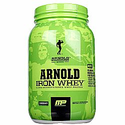 MusclePharm Arnold Iron Whey