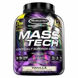 MuscleTech Mass-Tech Advanced Muscle Mass Gainer