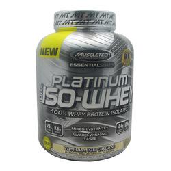 MuscleTech Platinum 100% Iso-Whey