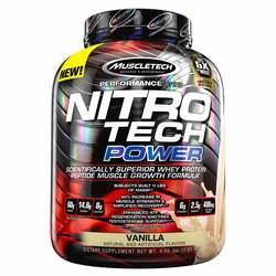 MuscleTech Nitro Tech Power