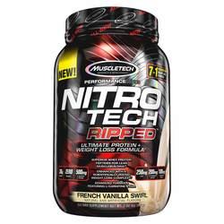 MuscleTech Nitro Tech Ripped