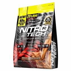 MuscleTech Nitro-Tech Whey Isolate + Lean Musclebuilder
