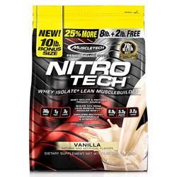 MuscleTech Performance Series Nitro Tech Vanilla