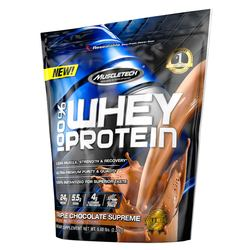 MuscleTech  100% Whey Protein Powder Triple Chocolate Supreme