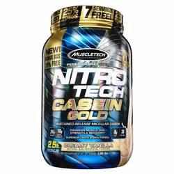 MuscleTech Nitro Tech Casein Gold