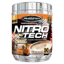 MuscleTech Nitro-Tech Amino Boost Performance Series Caramel
