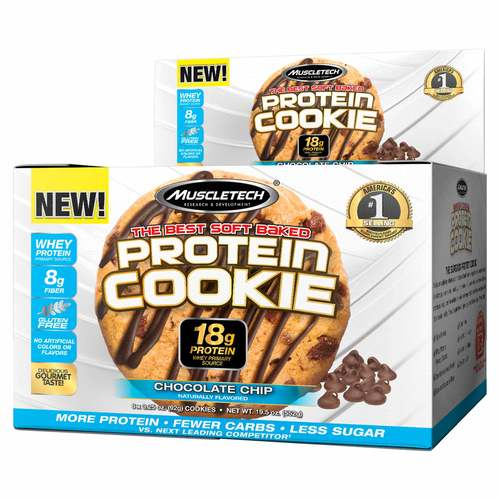 Protein Cookie Chocolate Chip