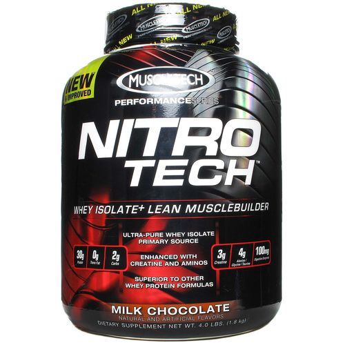 Muscletech nitro tech hardcore pro series chocolate milkshake 4 menor pre o em brasil - Nitro tech hardcore pro series ...