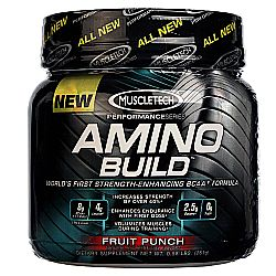MuscleTech Amino Build
