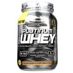 MuscleTech Platinum 100% Whey