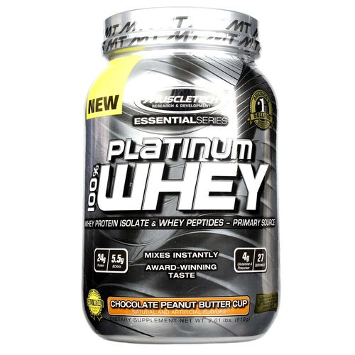 Platinum 100 Percent Whey
