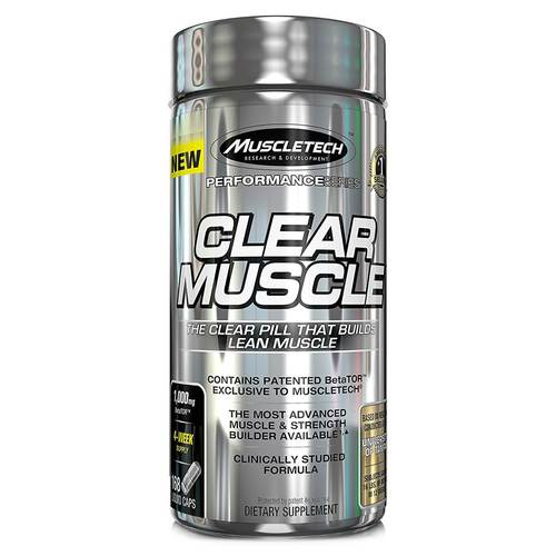 MuscleTech Clear Muscle - 168 캡슐 - 84881_front.jpg