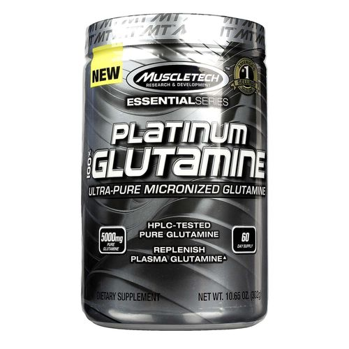 Platinum 100 Percent Glutamine
