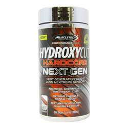 MuscleTech Hydroxycut Hardcore Next Gen