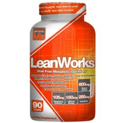Muscle Elements LeanWorks Stim Free Metabolic Optimizer