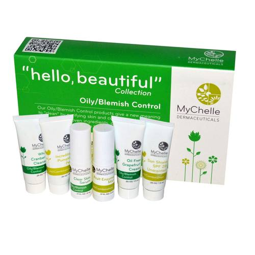 Hello Beautiful Collection OilyBlemish Control
