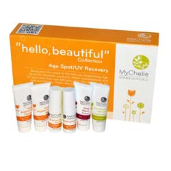 MyChelle Dermaceuticals Hello Beautiful Collection Age SpotUV Recovery