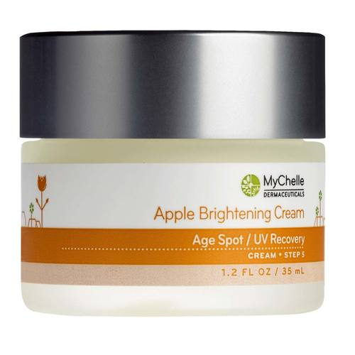 MyChelle Dermaceuticals Apple Brightening Cream - 1.2 oz