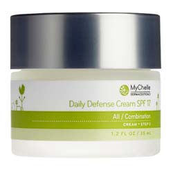 MyChelle Dermaceuticals Daily Defense Cream SPF 17