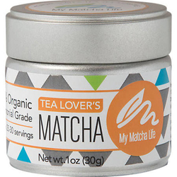My Matcha Life Tea Lover's Organic Ceremonial Matcha Tea