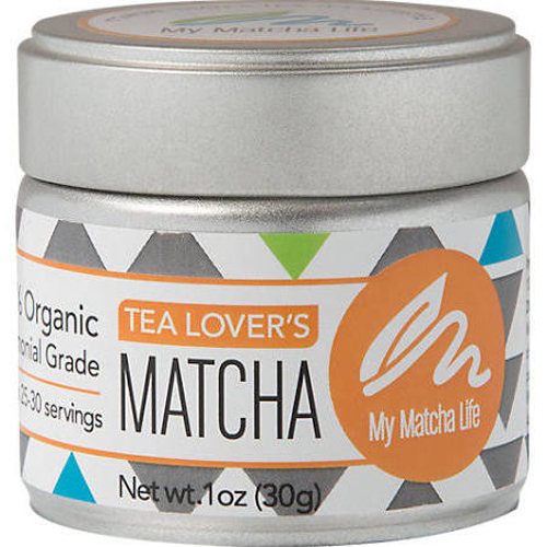 Tea Lover's Organic Ceremonial Matcha Tea