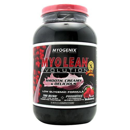 Myogenix Myo Lean Evolution Strawberry - 2.31 lbs