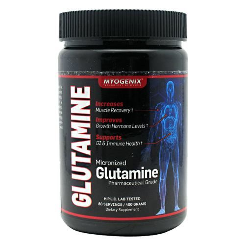 Myogenix Micronized Glutamine - 400 g