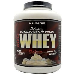 Myogenix Myo-Whey Deluxe
